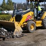 Asphalt demolition and repair